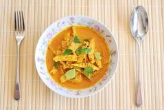 Curry del cerdo Fotos de archivo