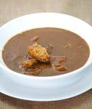 Curry del manzo Fotografia Stock Libera da Diritti