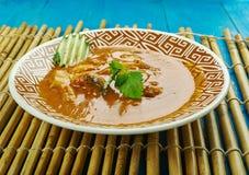 Curry del pesce di Alleppey Fotografia Stock Libera da Diritti