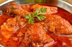 Curry del pollo imagenes de archivo