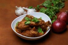 Curry del pollo de Kerala Imagenes de archivo