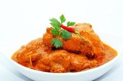 Curry del pollo de Padang Imagen de archivo libre de regalías