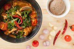 Curry di Chiangda Fotografie Stock