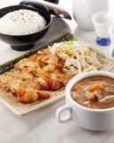 Curry'ego kurczak Obraz Stock