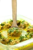 Curry- Gravy Food Stock Photo