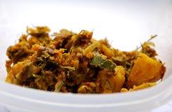Curry indio picante Imágenes de archivo libres de regalías