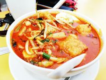 Curry mee lizenzfreie stockfotos