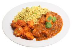 Curry Night Royalty Free Stock Images
