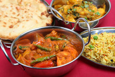 Curry Night Stock Photos