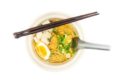 Curry Noodle Royalty Free Stock Image