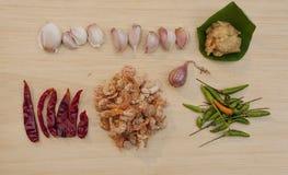 Curry-Paste Stockbilder