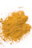 Curry Powder Royalty Free Stock Photography