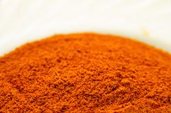 Curry Powder 2 Stock Images