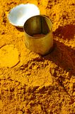 Curry Powder royalty free stock images