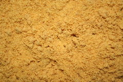 Curry Powder. Sits in a market waiting for a customer royalty free stock images