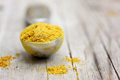 Curry Powder Close-up Stock Images