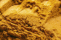 Curry Powder Food Background Royalty Free Stock Photos