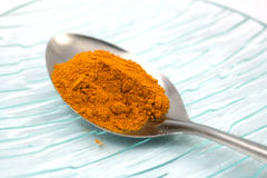 Curry powder Royalty Free Stock Image