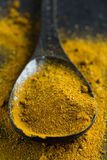 Curry powder Stock Photos