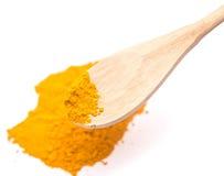 Curry powder Royalty Free Stock Photos