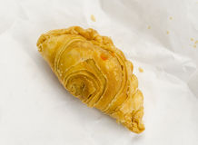 Curry puff chicken Royalty Free Stock Images