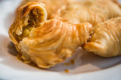 Curry Puff II Royalty Free Stock Photography