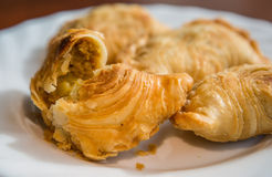 Curry Puff III Royalty Free Stock Photography