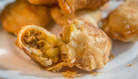 Curry Puff IV Stock Images