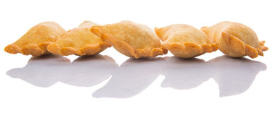 Curry Puff IV Stock Photos