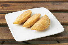 CURRY PUFF Royalty Free Stock Images