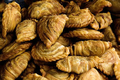 Curry puff stock images