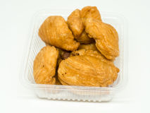 Curry puff. Royalty Free Stock Photography