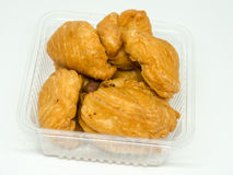 Curry puff. Stock Image