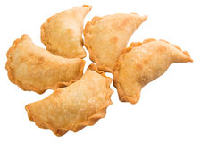Curry Puff VIII Stock Photo