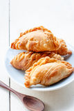 Curry puff Stock Photography
