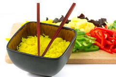 Curry rice Stock Photos