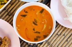 Curry rosso immagini stock libere da diritti