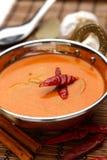 Curry rosso tailandese Immagini Stock Libere da Diritti