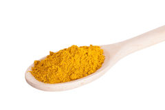 Curry seasoning Stock Image