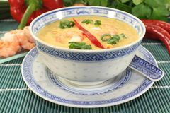 Curry Soup Stock Photos