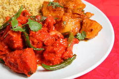 Curry Time Royalty Free Stock Photos