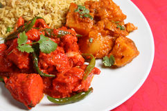 Curry Time Royalty Free Stock Image