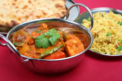 Curry Time Stock Image
