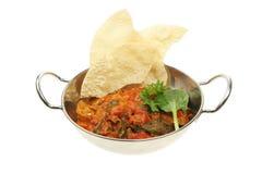 Curry und puppodoms Stockfoto