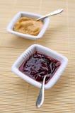 curry żurawinowy sosów obrazy royalty free