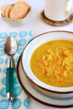 Curry vegetable soup Royalty Free Stock Images