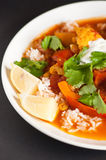 Curry vegetariano Imagen de archivo