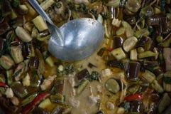 Curry verde Fotos de archivo