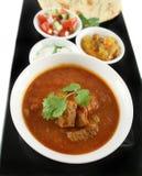 curry vindaloo hindusa wołowiny Obraz Royalty Free