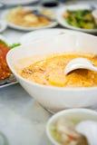 Curry w pucharze Obraz Royalty Free
